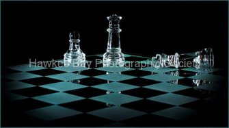 Chess Board - Greg Thompson