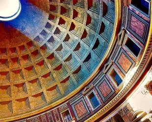 Dome-of-Romes-Pantheon