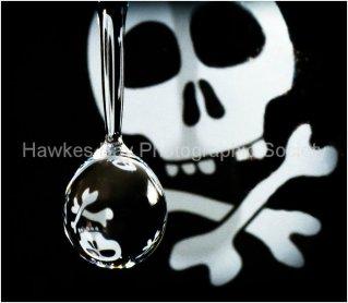 Pirate Skull and Bones - Kirsteen Redshaw