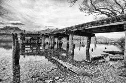 Kinloch Wharf Central Otago - Maurice Field