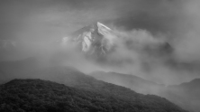 Shrouded Taranaki - Tom Wilkinson