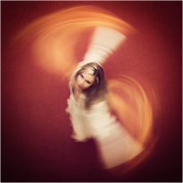 Spinning angel - Kirsteen Redshaw