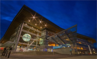 Kirsteen Redshaw - Vancouver Convention Centre
