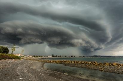 Robin Cranford - Thunderstorm over Westshore