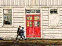 Julie McEwen - Walking the walk