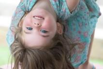 My upsidedown world